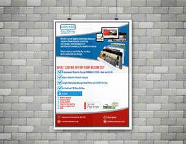 #5 for Design an A5 flyer for Small web company af dba56d061c57e3d5