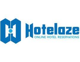#47 for Logo design for HOTELAZE af Renovatis13a