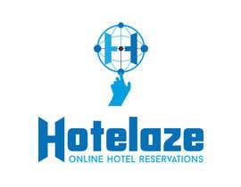 #64 for Logo design for HOTELAZE af Renovatis13a