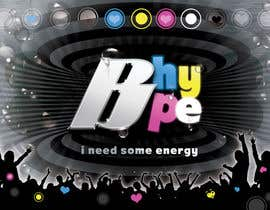 #155 для Photoshop Design for B-Hype Energy Drink от ludwigvanstreber