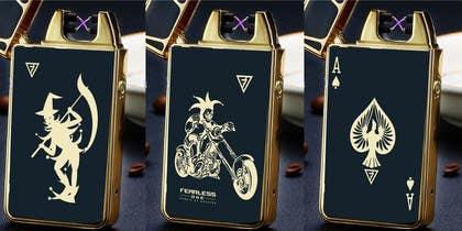 #217 untuk EPIC branded lighter design oleh mahelal94