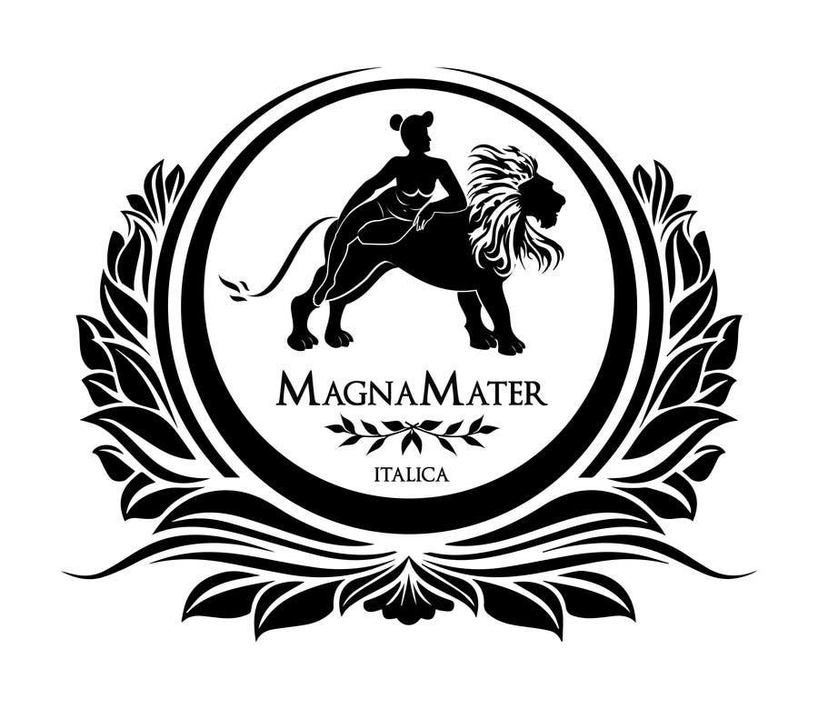Bài tham dự cuộc thi #                                        68                                      cho                                         Disegnare un Logo for MAGNA MATER Italica