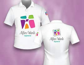 #24 para Logo Design for After Work improvisé por solidussnake