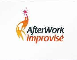 dwimalai tarafından Logo Design for After Work improvisé için no 29