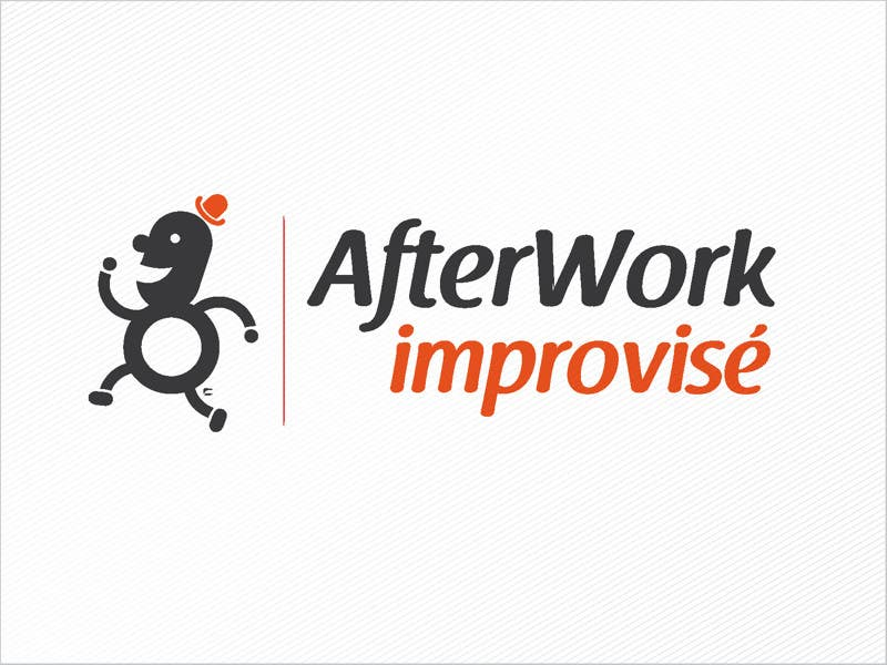 #32 for Logo Design for After Work improvisé by dwimalai