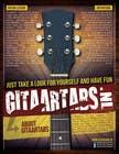 Flyer Design for Gitaartabs.nl an online guitar community with pro vido lesson and songs için Graphic Design10 No.lu Yarışma Girdisi