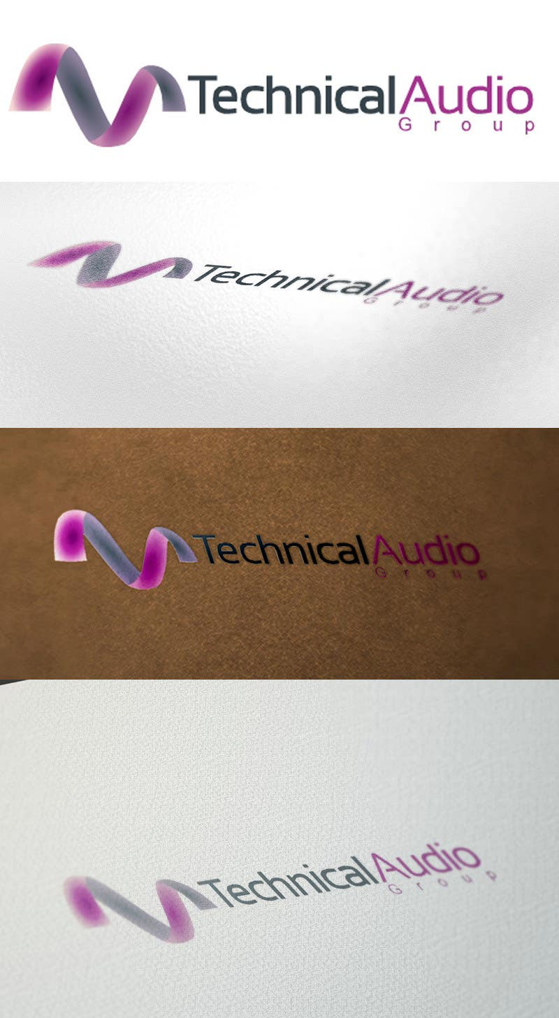 #176 for Logo Design for Technical Audio Group    TAG by kemmouni