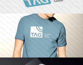 #177 para Logo Design for Technical Audio Group    TAG por Diametrik