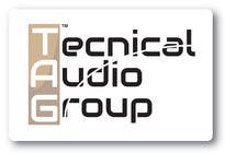 Logo Design for Technical Audio Group    TAG için Graphic Design140 No.lu Yarışma Girdisi
