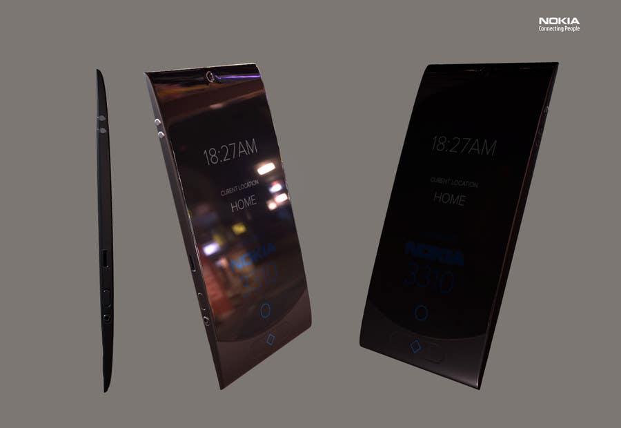 Konkurrenceindlæg #                                        23                                      for                                         Design the Modern Version of the Nokia 3310