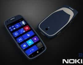 #46 for Design the Modern Version of the Nokia 3310 af ODBdesign