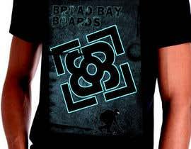 #62 para Design a T-Shirt for Skate Company por iffahiscsi