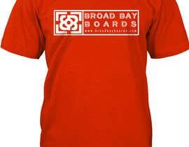 #34 para Design a T-Shirt for Skate Company por DodJek
