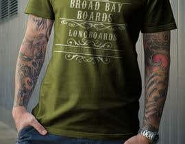 #55 para Design a T-Shirt for Skate Company por DodJek