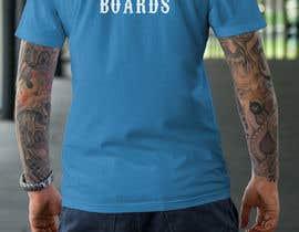 #56 para Design a T-Shirt for Skate Company por DodJek