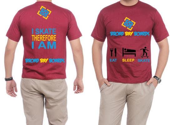 Inscrição nº                                         61                                      do Concurso para                                         Design a T-Shirt for Skate Company