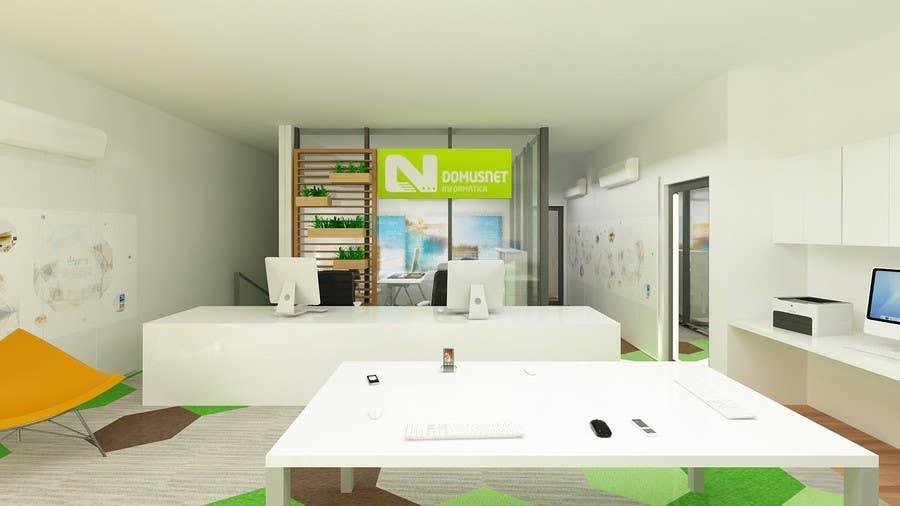 Entry 23 By Vorteksindia For Interior Design For Office Freelancer