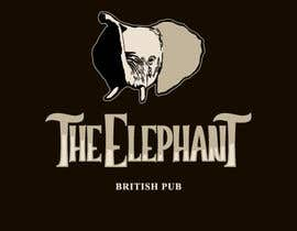 nº 194 pour Logo Design for The Elephant British Pub par Studio2S