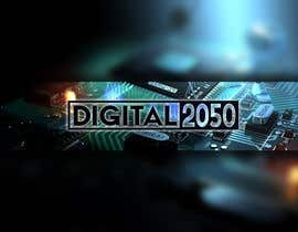 #66 for Design a Logo / Banner for Digital2050 by Kitteehdesign