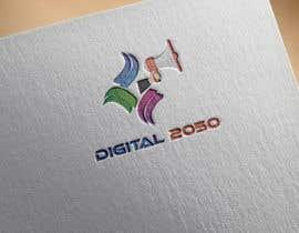 #50 for Design a Logo / Banner for Digital2050 by Nahidaa
