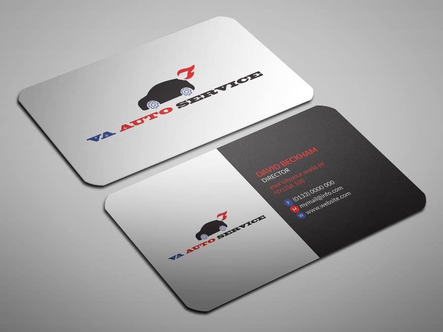 auto repair business cards - Pertamini.co