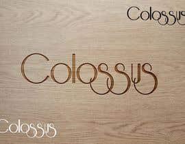 Nro 115 kilpailuun Guitar headstock logo for Colossus Guitars käyttäjältä kaygraphic