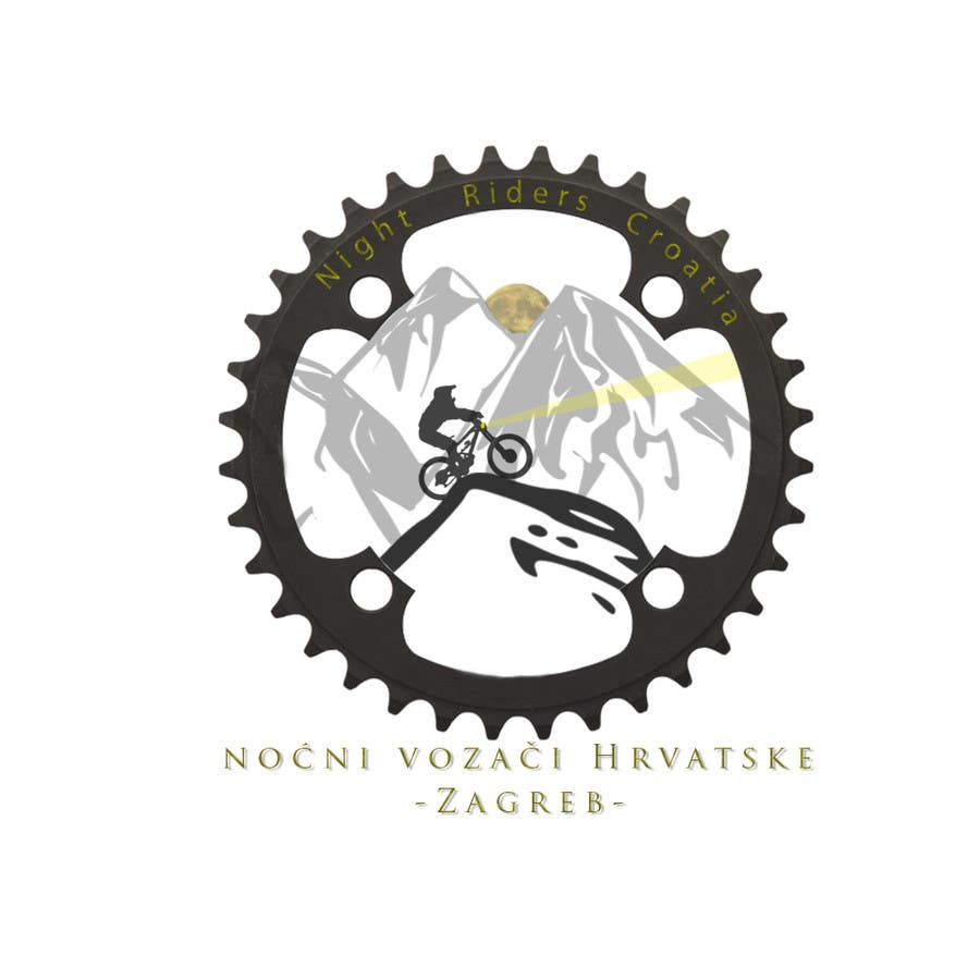 Entry #3 by Cyborgul for Design a Logo for Mountain biking ...