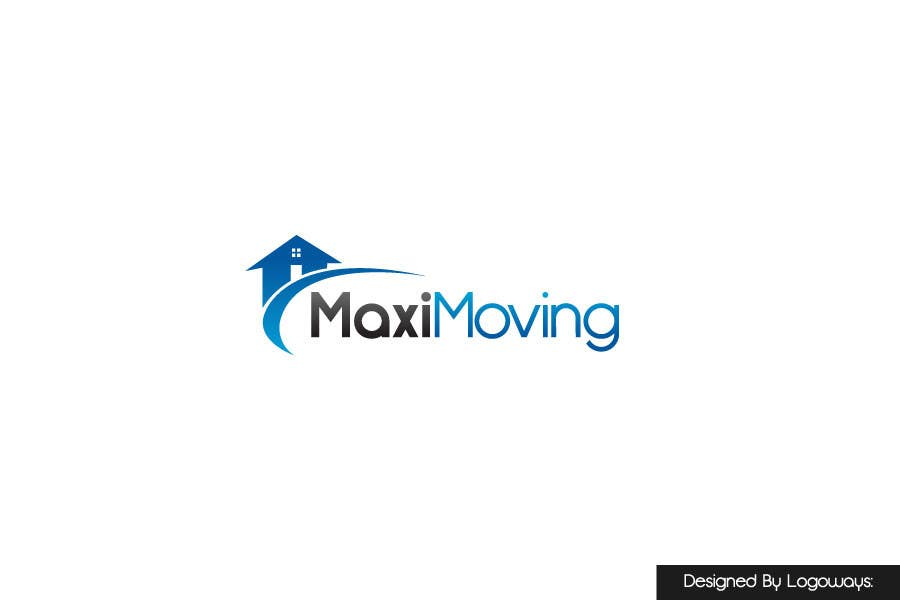 #120 for Logo Design for Maxi Moving by LOGOWAYS
