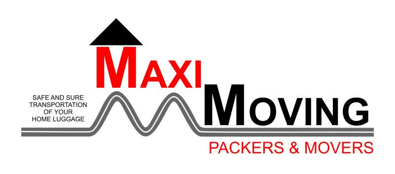 #387 for Logo Design for Maxi Moving by vrd1941