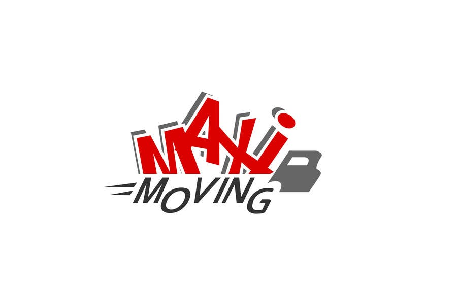 #200 for Logo Design for Maxi Moving by alesig