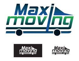 #377 para Logo Design for Maxi Moving de Khimraj
