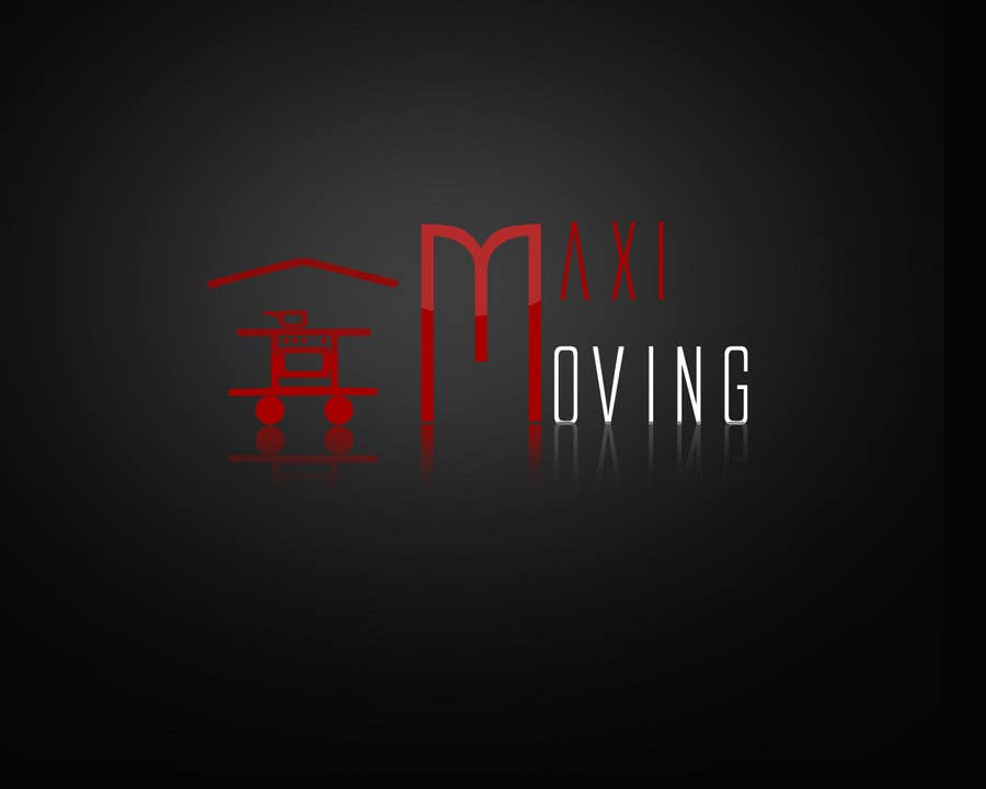 #121 for Logo Design for Maxi Moving by AdiaKhan