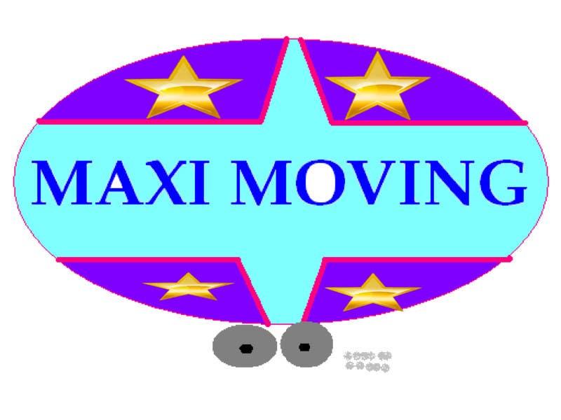 Contest Entry #390 for Logo Design for Maxi Moving