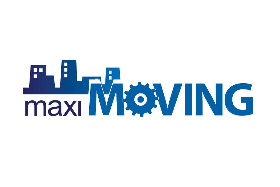 #355 for Logo Design for Maxi Moving by flowebdesign