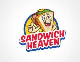 #100 для Logo Design for SandwichHeaven от shirei