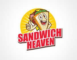 nº 98 pour Logo Design for SandwichHeaven par shirei