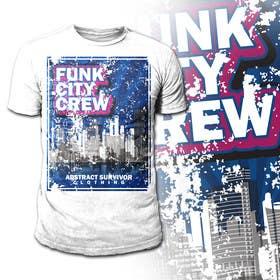 Image of                             funk city crew
