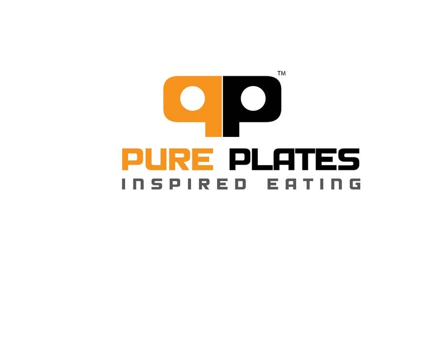 "Proposition n°206 du concours Logo Design for ""Pure Plates ... Inspired Eating"" (with trade mark bug)"