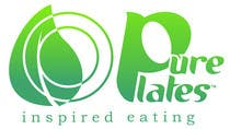"Graphic Design Inscrição do Concurso Nº87 para Logo Design for ""Pure Plates ... Inspired Eating"" (with trade mark bug)"