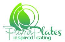 "Graphic Design Inscrição do Concurso Nº84 para Logo Design for ""Pure Plates ... Inspired Eating"" (with trade mark bug)"