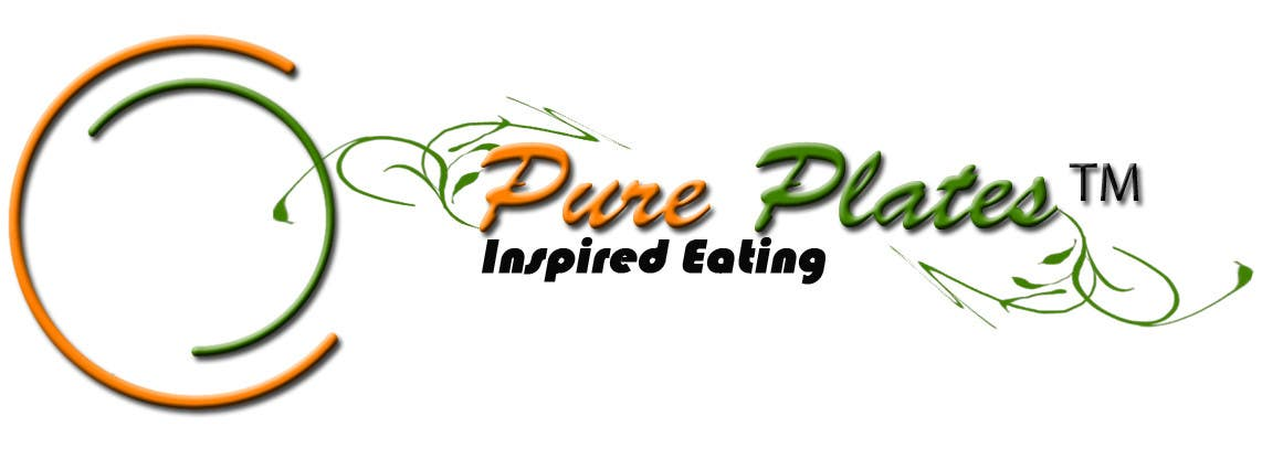 "Konkurrenceindlæg #331 for Logo Design for ""Pure Plates ... Inspired Eating"" (with trade mark bug)"