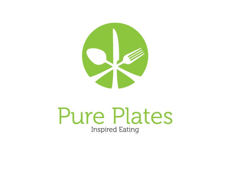 "Konkurrenceindlæg #363 for Logo Design for ""Pure Plates ... Inspired Eating"" (with trade mark bug)"