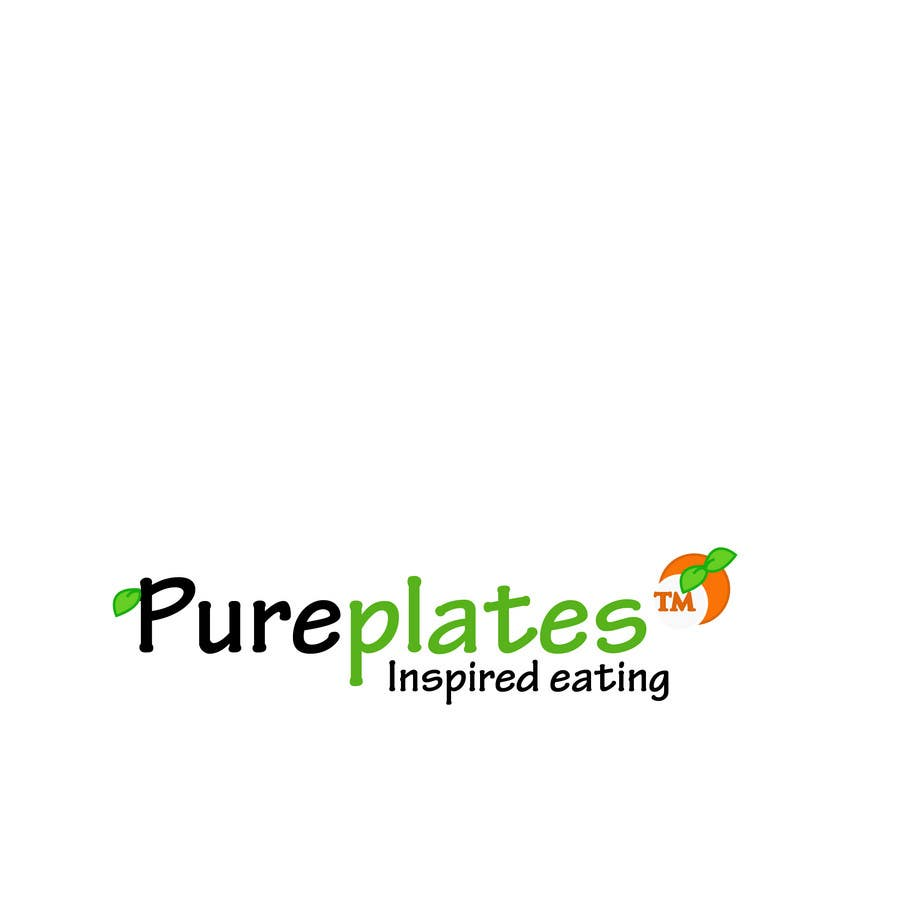 "Konkurrenceindlæg #391 for Logo Design for ""Pure Plates ... Inspired Eating"" (with trade mark bug)"