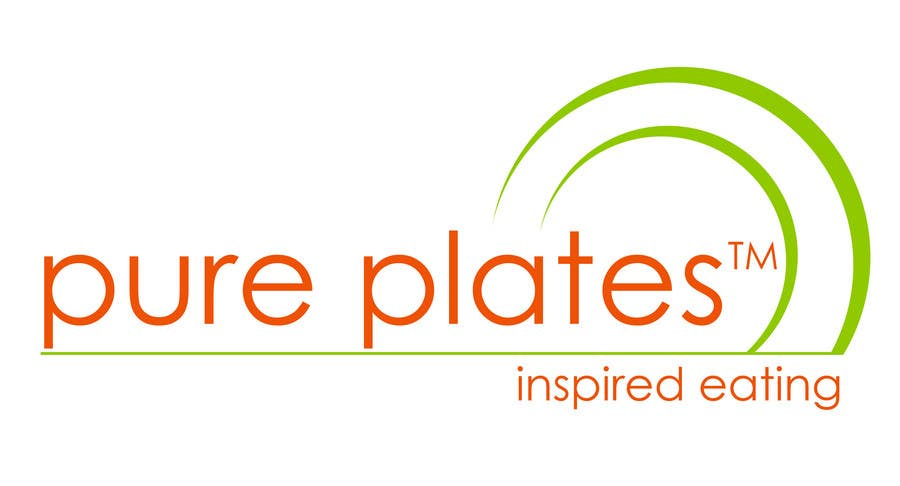 """Proposition n°260 du concours Logo Design for """"Pure Plates ... Inspired Eating"""" (with trade mark bug)"""