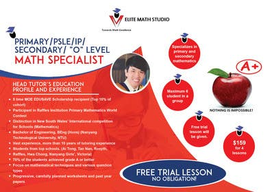 Image of                             Tuition Centre Flyer Design