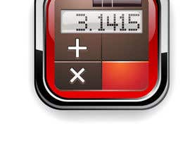 nº 26 pour App icon - Calculator par sweet666