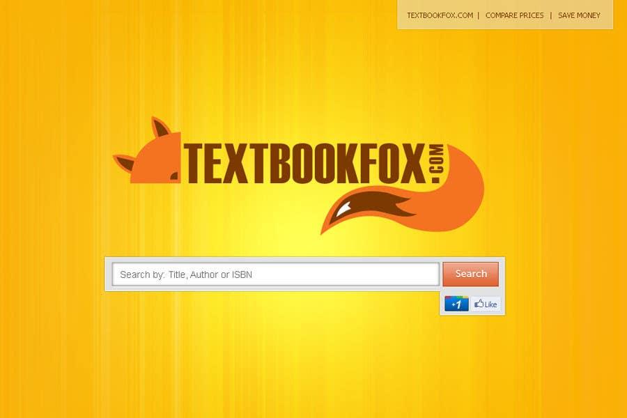 Contest Entry #                                        184                                      for                                         Website Design for TextbookFox.com