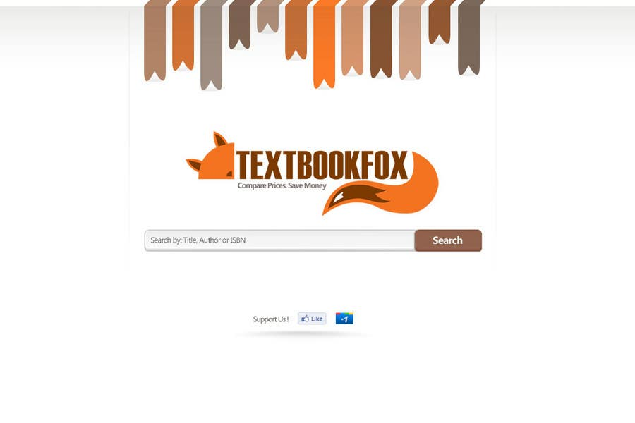 Contest Entry #                                        144                                      for                                         Website Design for TextbookFox.com