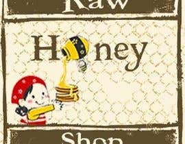 #352 untuk Logo Design for The Raw Honey Shop oleh ursdesire