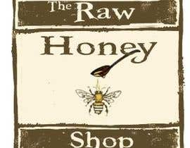 nº 353 pour Logo Design for The Raw Honey Shop par ursdesire